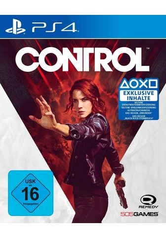 505 GAMES Control PlayStation 4