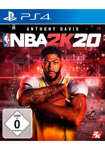 2K NBA 20 PlayStation 4