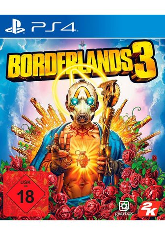 2K SPORTS Borderlands 3 PlayStation 4