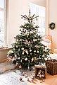 PRÄSENT Weihnachtsbaumschleife »Deluxe« (8-tlg), handgebunden, Bild 5