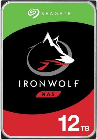 SEAGATE »IronWolf« HDD-NAS-Festplatte 35 '' (S...