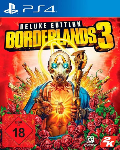 Borderlands 3 Deluxe Edition PlayStation 4