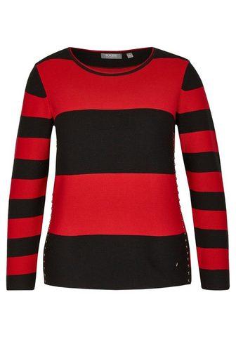 RABE Dryžuotas megztinis