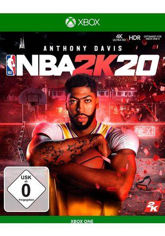 2K NBA 20 Xbox One