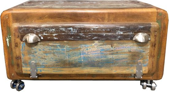 SIT Schuhschrank »Fridge« aus recyceltem Altholz, Shabby Chic, Vintage