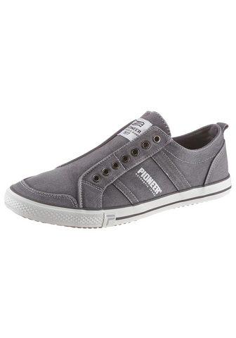 Pioneer Authentic джинсы Slip-On кросс...