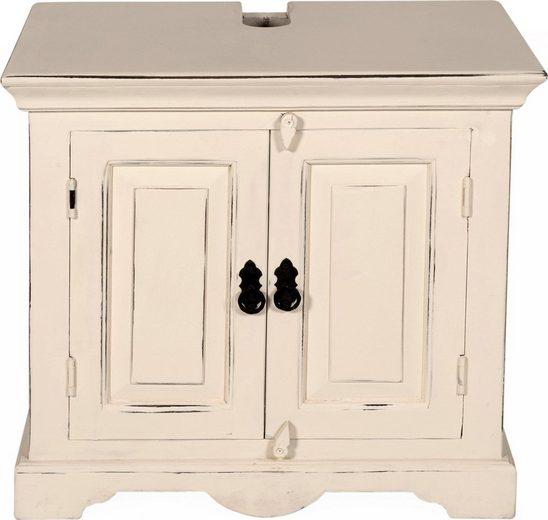 SIT Waschbeckenunterschrank »Toledo« im Vintage Stil