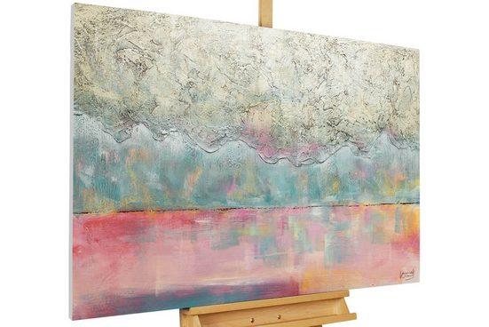 KUNSTLOFT Gemälde »Gedanken sind frei«, handgemaltes Bild auf Leinwand