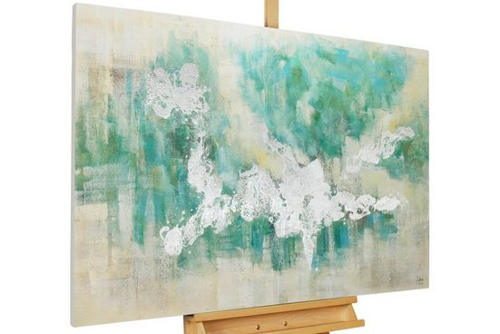 KUNSTLOFT Gemälde »In meinen Träumen«, handgemaltes Bild auf Leinwand