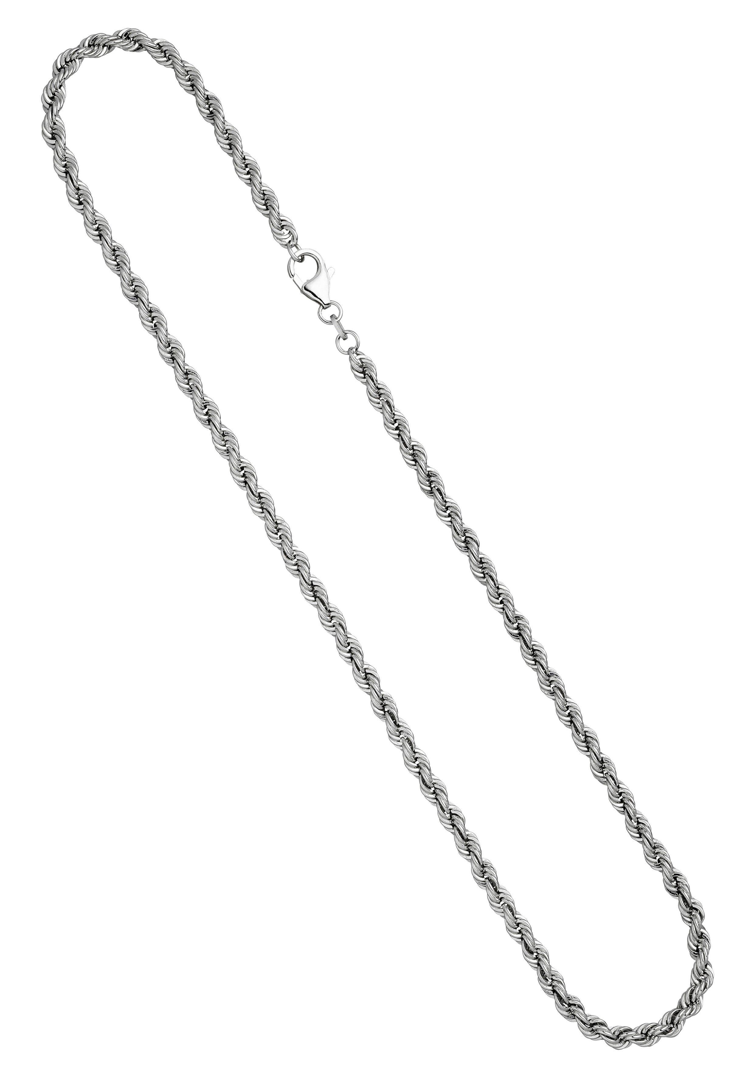 Kette  45 cm  Kordel Kette   925  Sterling Silber