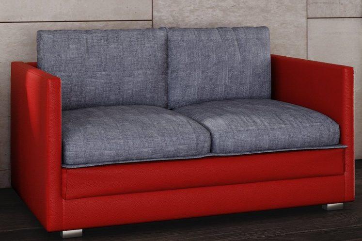 """VCM 2er Couch mit Schlaffunktion """"Unal"""""""