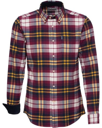 Barbour Flanellhemd Highland Check 19 Tailored