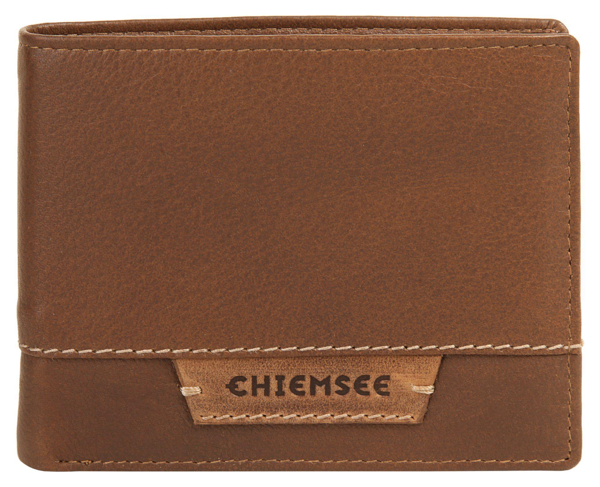 bugatti Cali Querformat Herren Geldbörse Portemonnaie Leder 12,5 cm schwarz