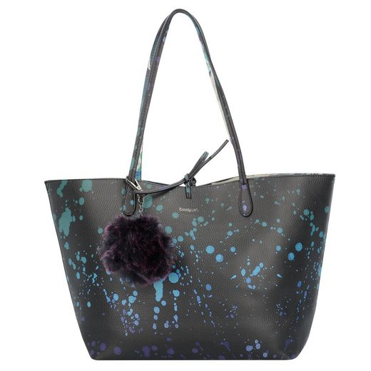 Desigual Capri Split Shopper Tasche 34 cm