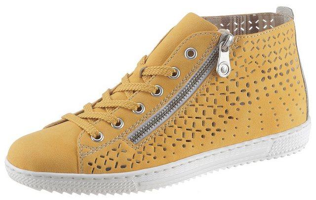 Rieker Sommerboots mit Perforation   Schuhe > Boots > Sommerboots   Rieker