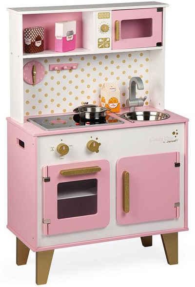 Janod Spielküche »Candy Chic«, mit Licht und Sound; FSC®-Holz aus gewissenhaft bewirtschafteten Wäldern