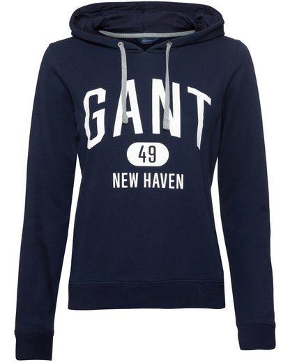 Gant Hoodie mit Logodruck
