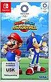 Mario & Sonic bei den Olympischen Spielen Nintendo Switch, Bild 1