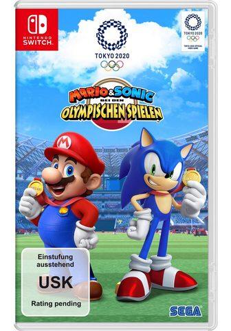 Mario & Sonic bei den Olympischen ...