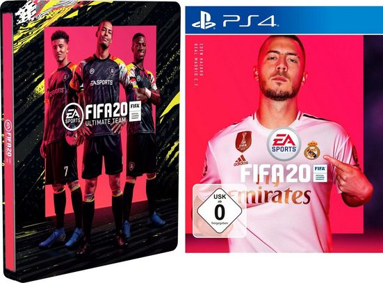 FIFA 20 Steelbook Edition PlayStation 4
