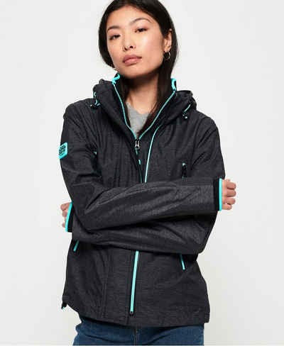 Superdry Windbreaker »TECH VELOCITY WINDCHEATER« mit modischen Kontrastdetails