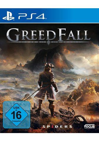 KOCH MEDIA GreedFall PlayStation 4