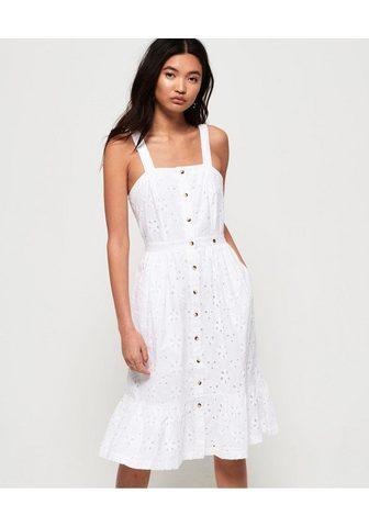SUPERDRY Nėriniuota suknelė »CAMILLE sagos SCHI...