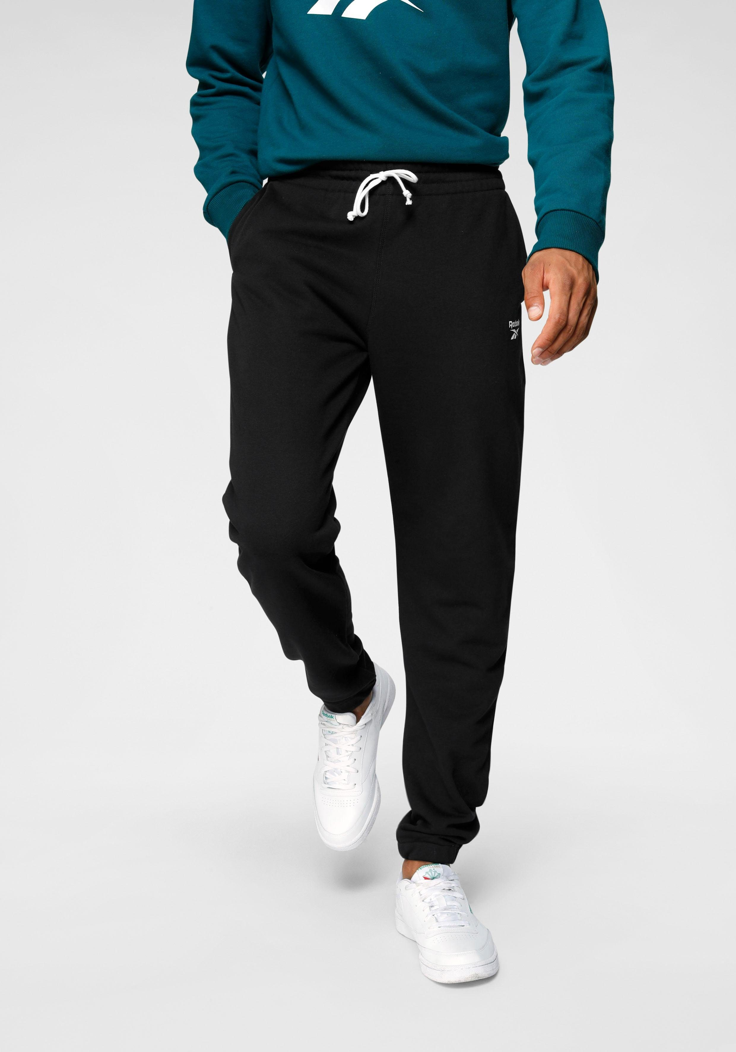 Reebok Jogginghose »TE FT CUFFED PANT«, Jogginghose von REEBOK online kaufen | OTTO
