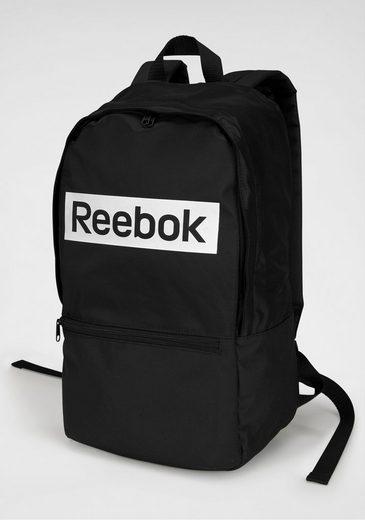 Reebok Sportrucksack »LINEAR LOGO BP«