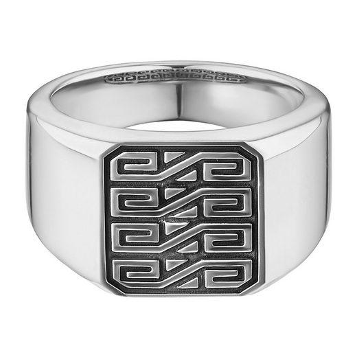 CAÏ Fingerring »925/- Sterling Silber oxidiert«, Ring