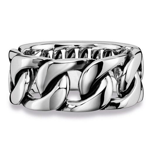 CAÏ Ring »925/- Sterling Silber rhodiniert«