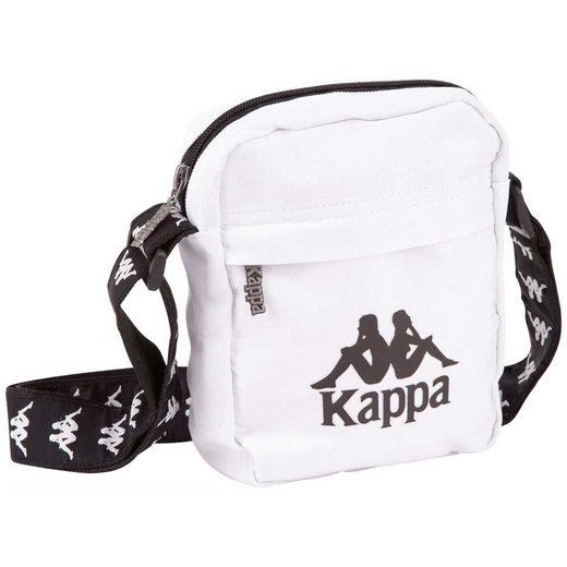 Kappa Umhängetasche »AUTHENTIC ESKO«, mit Jacquard Logoband am Riemen