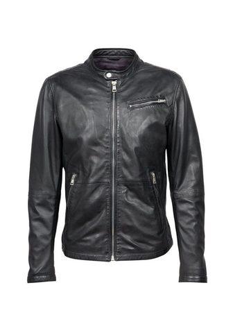 Куртка кожаная »New Davis«...
