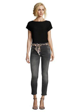 BETTY BARCLAY Modern форма джинсы с пояс