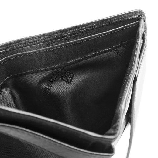 BODENSCHATZ Geldbörse »KINGS NAPPA« (1-tlg)  Fotofach