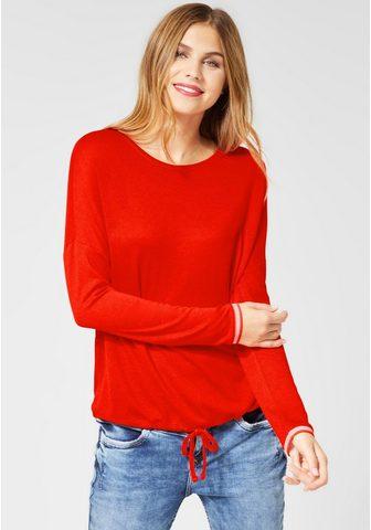 STREET ONE Marškinėliai ilgomis rankovėmis