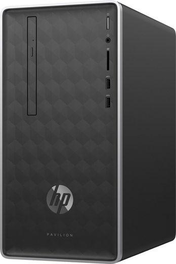 HP Pavilion Desktops 590-p0091ng »Intel Core i3, 512 GB, 8 GB«