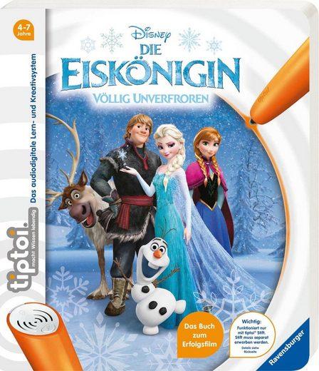 Ravensburger Buch »Disney - Die Eiskönigin«, Made in Europe; FSC® - schützt Wald - weltweit