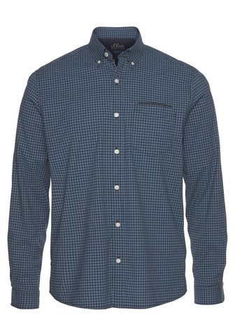 S.OLIVER Languoti marškiniai