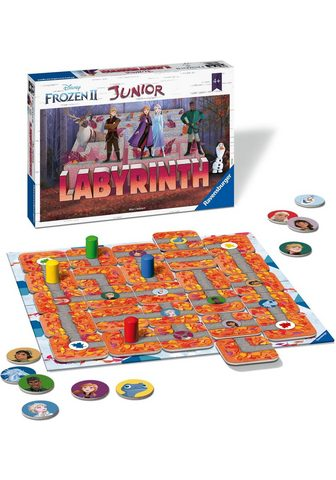 "RAVENSBURGER Spiel ""Disney Frozen II Junior La..."