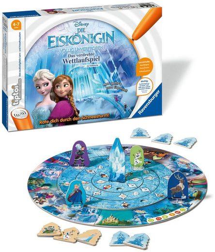 Ravensburger Spiel, »Disney Die Eiskönigin - Völlig unverfroren: Das verdrehte Wettlaufspiel«, Made in Europe, FSC® - schützt Wald - weltweit