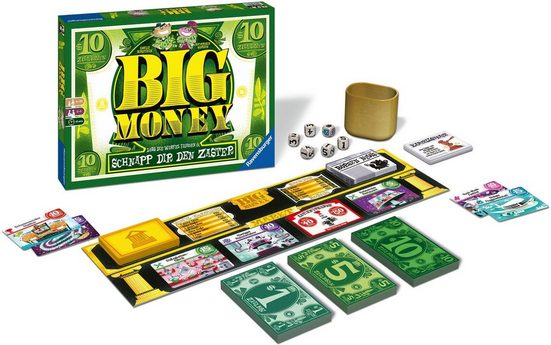 Ravensburger Spiel, »Big Money«, FSC® - schützt Wald - weltweit