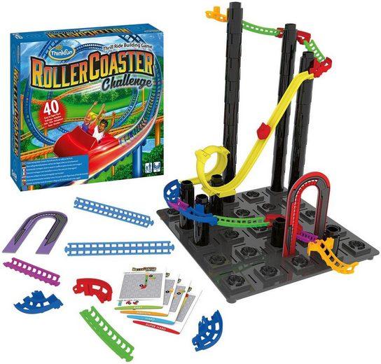 Thinkfun® Spiel, »Roller Coaster Callenge«