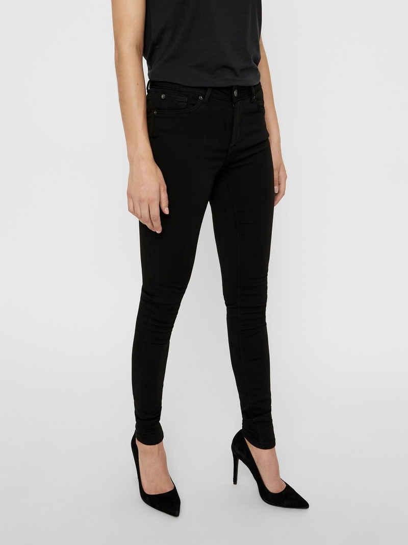 Vero Moda Skinny-fit-Jeans »VMLUX«