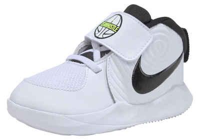Nike »Team Hustle D 9 (td)« Lauflernschuh