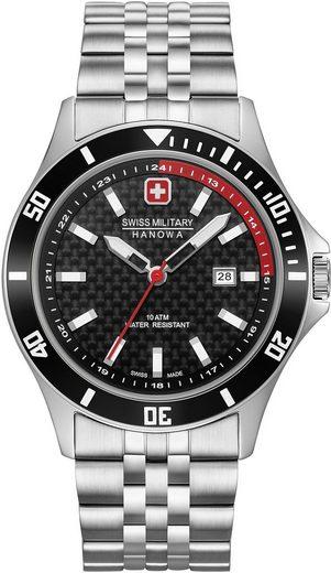 Swiss Military Hanowa Schweizer Uhr »FLAGSHIP RACER, 06-5161.2.04.007.04«