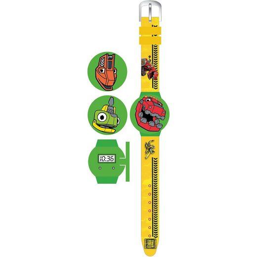 Joy Toy Armbanduhr mit 3 austauschbare Motiven