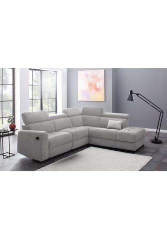 HOME AFFAIRE Kampinė sofa »Sentrano«