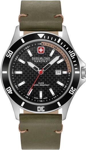 Swiss Military Hanowa Schweizer Uhr »FLAGSHIP RACER, 06-4161.2.04.007.14«