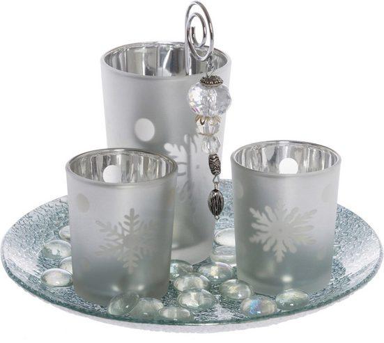 Teelichthalter »Somni« (Set, 5 Stück)